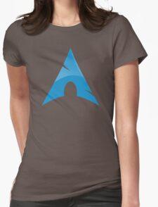 Arch Linux Logo Womens T-Shirt