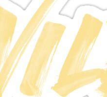WILD - Troye Sivan Sticker