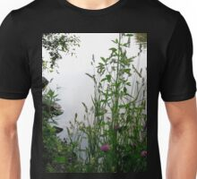 Grass on the banks of the Rideau River, Ottawa 2 Unisex T-Shirt