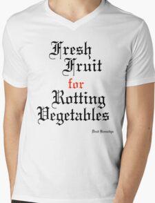 Dead Kennedys Fresh Fruit for Rotting Vegetables Mens V-Neck T-Shirt