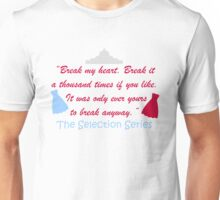 The Selection Series Unisex T-Shirt