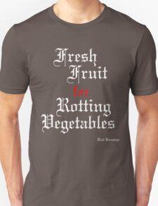 Dead Kennedys 'Fresh Fruit for Rotting Vegetables' (white) T-Shirt