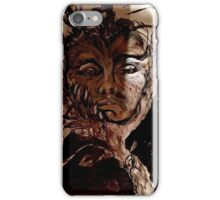 meanwhile in the shadows . . . .  iPhone Case/Skin