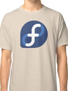 Fedora Logo Classic T-Shirt