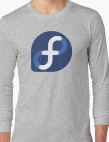 Fedora Logo Long Sleeve T-Shirt
