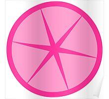Pink Lemonade cute fun design Poster