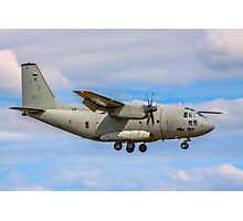 Alenia C-27J Spartan MM62215 46-80 Photographic Print