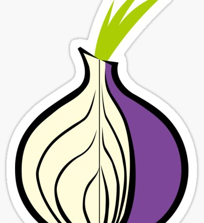 TOR Logo HD Sticker