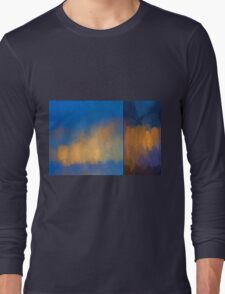 Color Abstraction LV Long Sleeve T-Shirt
