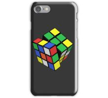 Rubik,s Cube  iPhone Case/Skin