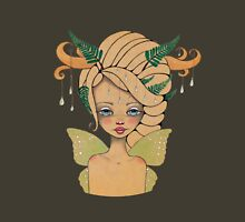 The Raindrop Fairy  Womens Fitted T-Shirt