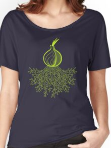 Tor Circuit Design Women's Relaxed Fit T-Shirt