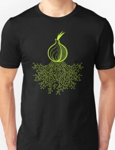 Tor Circuit Design T-Shirt