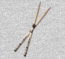 Hard Rock drumstick  Kids Tee