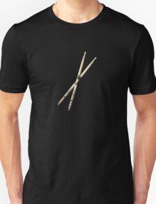 Hard Rock drumstick  Unisex T-Shirt