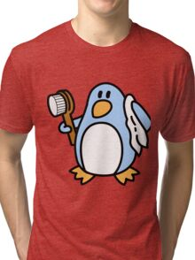 Freedo - The Freedom Penguin Tri-blend T-Shirt