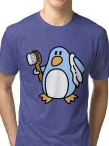 Freedo - The Freedom Penguin Tri-blend T-Shirt
