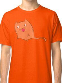Cat attack Classic T-Shirt