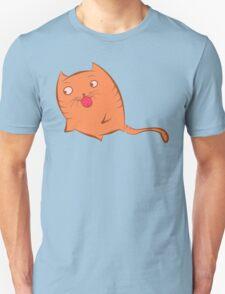 Cat attack Unisex T-Shirt