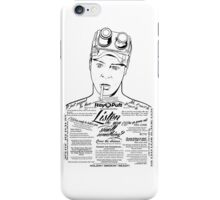 Dan Aykroyd Tattooed Ghostbuster Ray Stantz iPhone Case/Skin