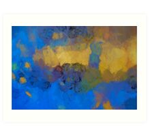 Color Abstraction LVIII Art Print