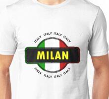 Milan, Italy Unisex T-Shirt