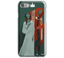 MACBETH iPhone Case/Skin
