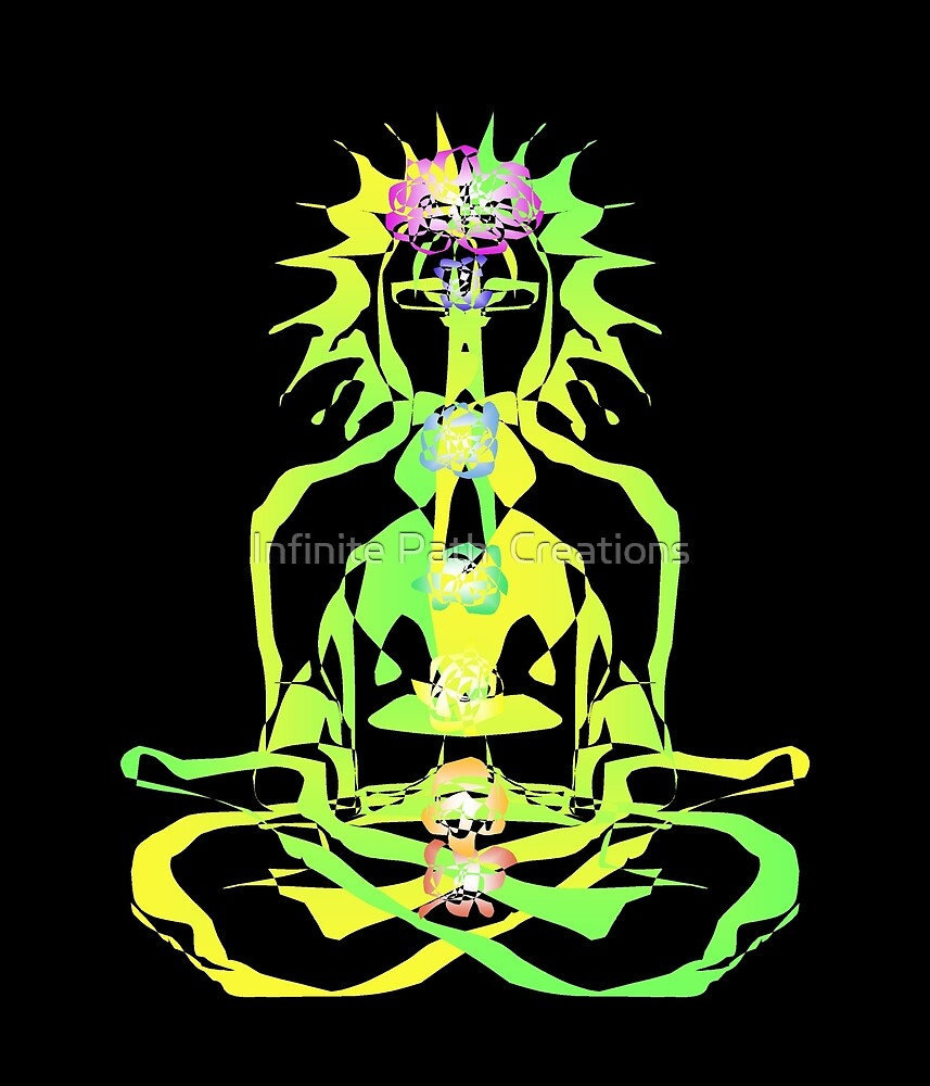Digital Yogi - 11 (2008) by Infinite Path  Creations