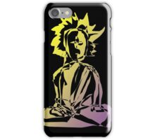 Digital Yogi - 13 (2008) iPhone Case/Skin