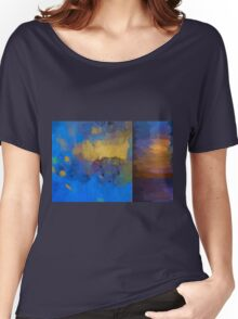 Color Abstraction LIX Women's Relaxed Fit T-Shirt