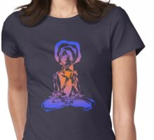 Digital Yogi - 14 (2008) Womens Fitted T-Shirt