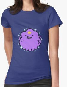 You Want These Lumps Womens Fitted T-Shirt