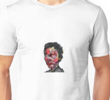 Painted Girl Unisex T-Shirt