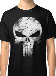 white skull movie Classic T-Shirt