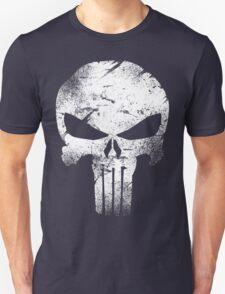 white skull movie T-Shirt