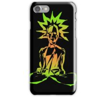 Digital Yogi - 16 (2008) iPhone Case/Skin