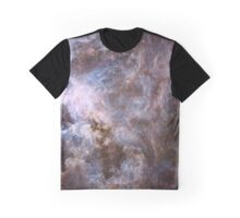 Deep Space Nebula Galaxy Graphic T-Shirt