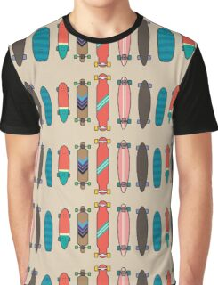 Longboard collection Graphic T-Shirt
