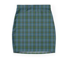 00066 Green Macleod Clan/ Family Tartan  Mini Skirt