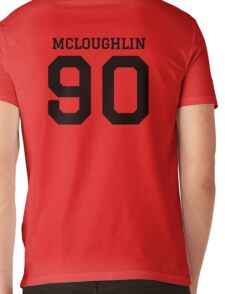 mcloughlin 90 Mens V-Neck T-Shirt