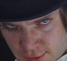 Malcolm McDowell - Alex (A Clockwork Orange) Sticker