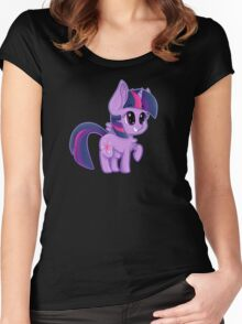 Element of Chibi Magic Women's Fitted Scoop T-Shirt