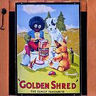 Golden Shred - The family favourite by TonyCrehan