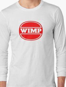 Wimp - Wimpy Satire Long Sleeve T-Shirt