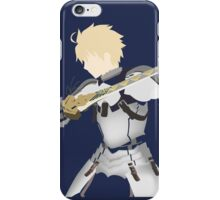 Saber  Fate / Prototype iPhone Case/Skin