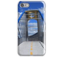 Steel Bridge Span iPhone Case/Skin