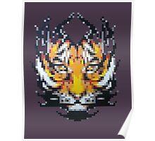 Pixeled Predator Poster
