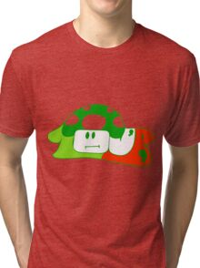 1up to life, no forfait Tri-blend T-Shirt