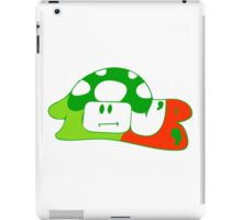 1up to life, no forfait iPad Case/Skin