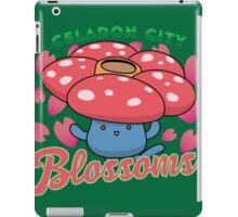 Celadon City Blossoms iPad Case/Skin